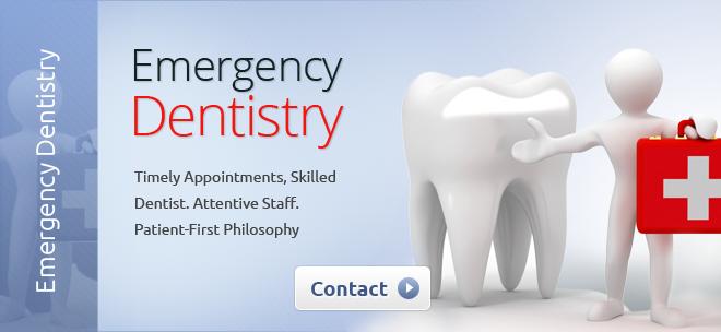 Emergency dentistry photo