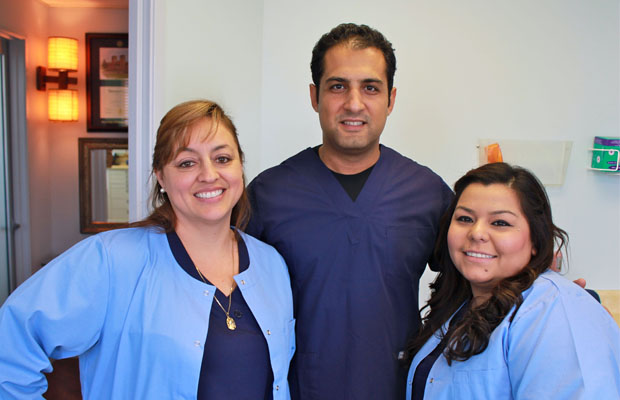 Alan Zabolian, downtown los angeles dentist