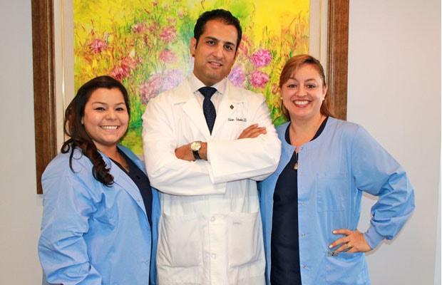 Downtown LA Dentist Alan Zabolian DDS