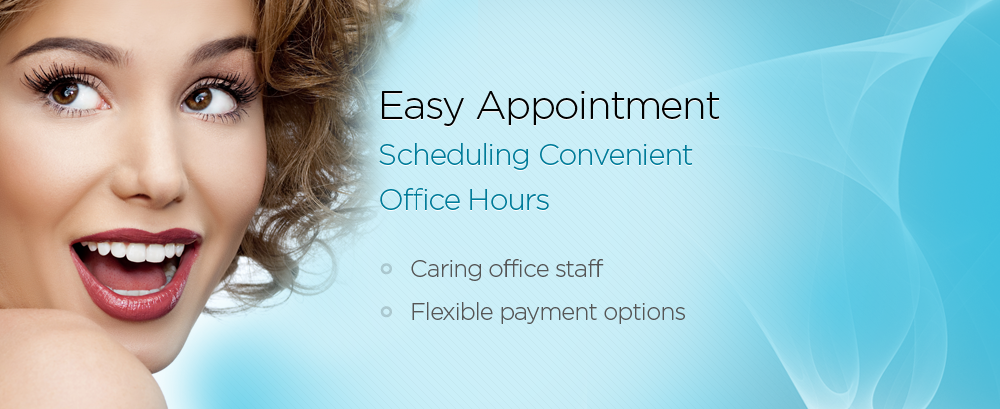 Easy Appointments - Samaritan Dental Arts